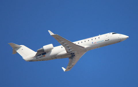 "CRJ-200LR "" EC-MJE ""  Air Nostrum -1"