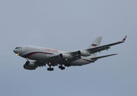 "Il-96 300PU "" RA-96022 "" Rossiya -1"
