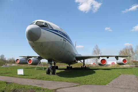 "IL 86  "" RA-86062 ""  Atlant Soyuz -4"