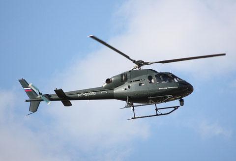 """Aérospatiale AS 355N Ecureuil 2 """" RF-29010 """" Polizei Russland -1"""