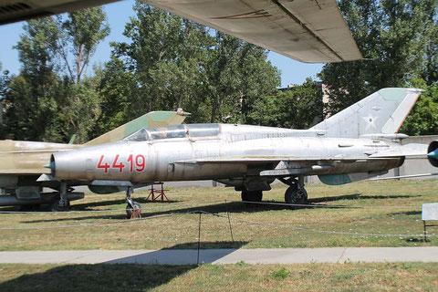 MiG21U 4419-3