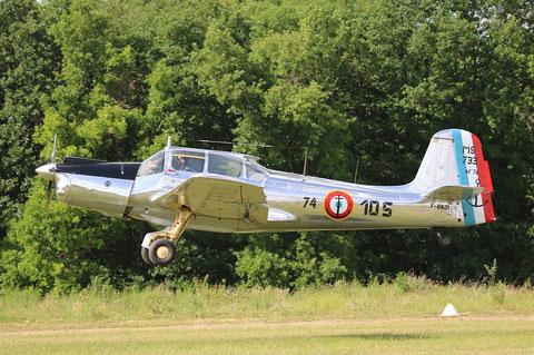 "Morane Saulnier MS.733 Alcyon "" F-BKOI "" -1"