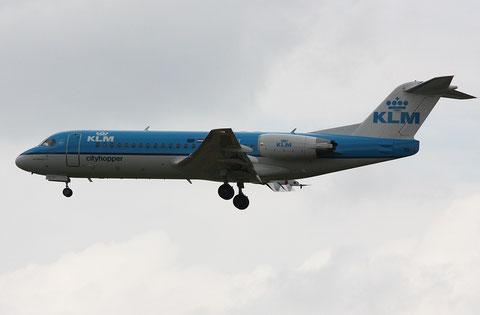 Fokker70 PH-JCT-2