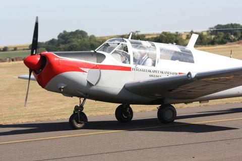 Saab 91d Safir SE-IRN-1