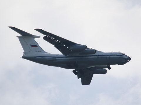 "IL 76MD "" RA-78791 "" Russian Air Force -2"