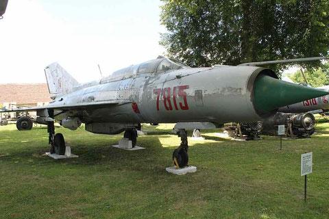 MiG21 7815-2