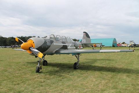 "JAK 52  "" SP-YDN "" -2"