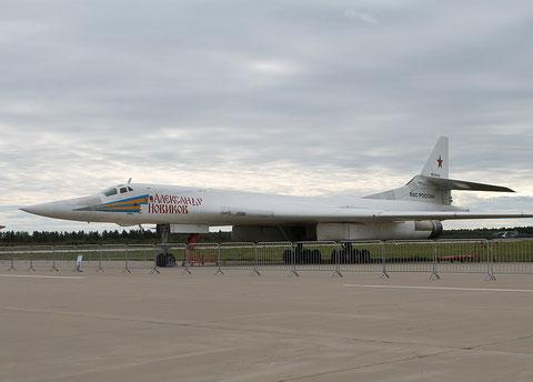 """TU 160 """" 12 """"  RF-94109  Aleksandr Novikov Russian Air Force -6"""