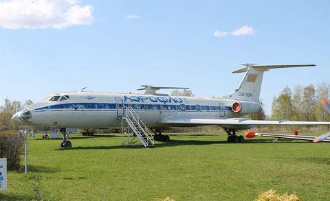 """TU 134AK  """" CCCP-65748 """"  Aeroflot -3"""