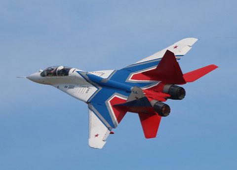 """MiG 29UB """" 14 """"  RF-92804  Воздушно-космические силы ( ВКС ) Россия -5"""