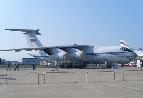 IL 76 RA-78854-1
