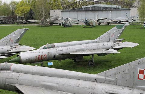 """MiG 21M """" 2003 """"-2"""