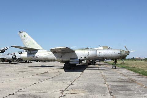 "IL 28 "" 2107 ""  Czech Air Force -1"