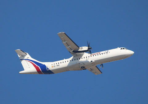 "ATR 72-212A "" EC-MKE ""  Swiftair -1"