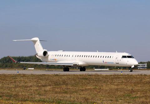 "CRJ-1000 "" EC-MNR ""  Air Nostrum -1"