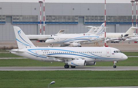"Superjet 100-95LR "" RA-89029 "" Gazpromavia -2"