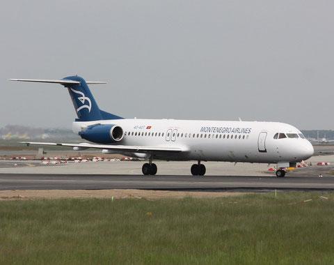 Fokker100 4O-AOT-2