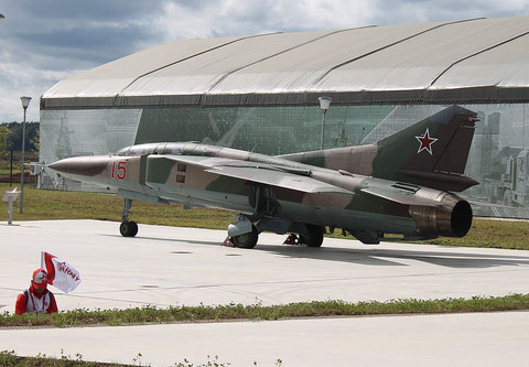 "MiG 23UB "" 15 ""  Russian Air Force -1"