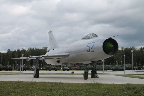 "SU 9  "" 52 ""  Russian Air Force -4"