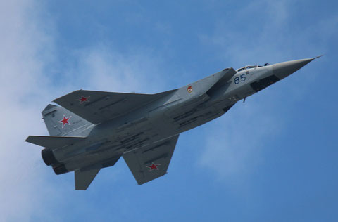 "MiG 31BM "" 85 ""  RF-92370  Russian Air Force -1"