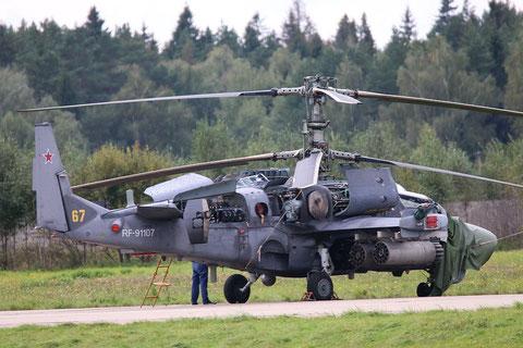 "Ka 52 "" 67 ""  RF-91107 Russian Air Force -5"