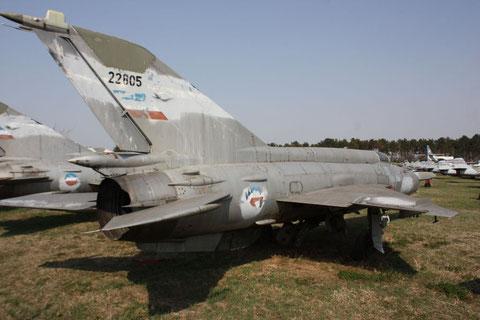 MiG21M 22805-2