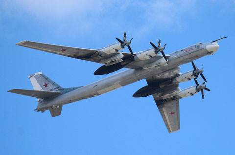 "TU 95MS "" RF-94128 "" Saratow  Russian Air Force -1"