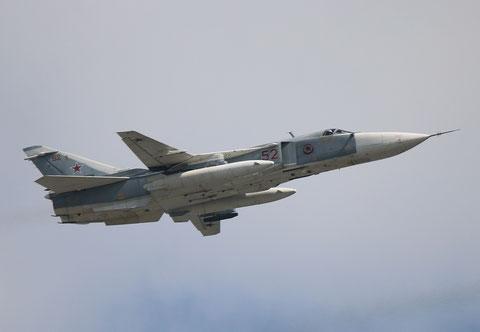 "SU 24MR "" 52 ""  RF-92250  Russian Air Force -2"