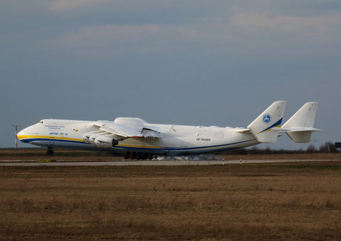 "AN 225 "" UR-82060 "" Antonov Airlines -30"