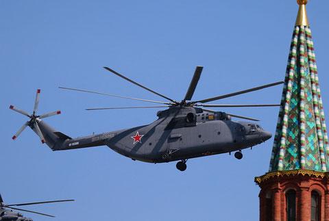 """Mi 26 """" 06 """"  RF-95568   Russian Air Force -3"""