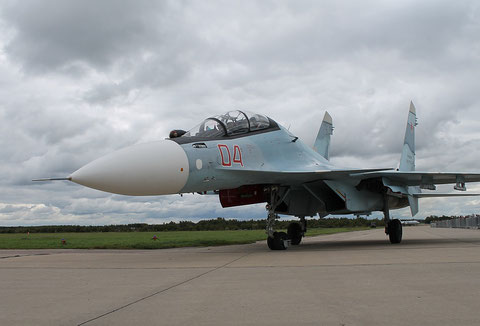 "SU 30SM "" 04 ""  RF-85820 Russian Air Force -3"