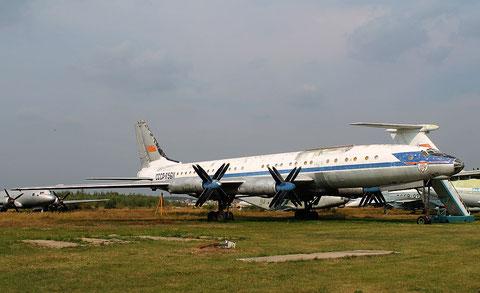 "TU 114 "" CCCP-L5611 "" Aeroflot -1"