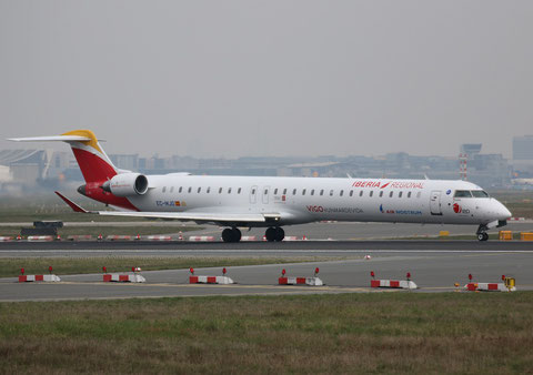 """CRJ-1000 """" EC-MJO """"  Air Nostrum -1"""