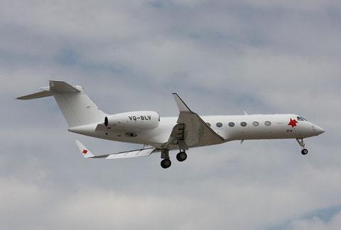 Gulfstream VQ-BLV-2