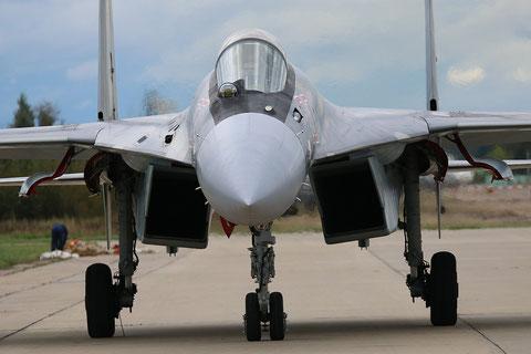 "SU 35S "" 03 ""  RF-95242  Russian Air Force -2"