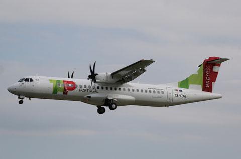 """ATR 72-212A (600) """" CS-DJA """"  TAP Express -1"""