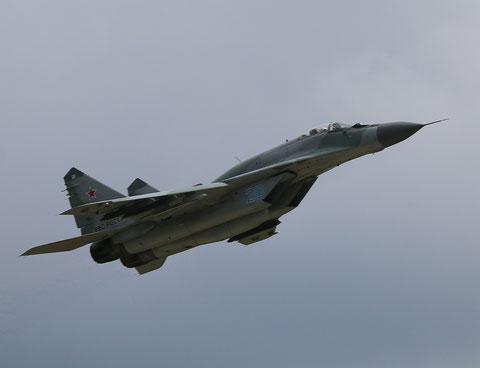 "MiG 29SMT(R)  "" 20 ""  RF-90844  Russian Air Force -1"