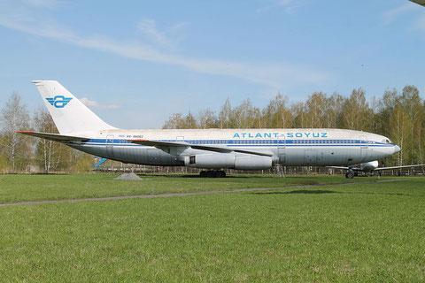 "IL 86  "" RA-86062 ""  Atlant Soyuz -1"