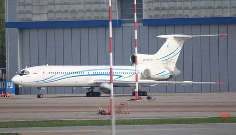 "TU 154M "" RA-85751 ""  Gaspromavia -1"