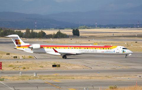 "CRJ-1000 "" EC-LOV ""  Air Nostrum -1"