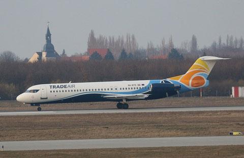 Fokker100 9A-BTE-1
