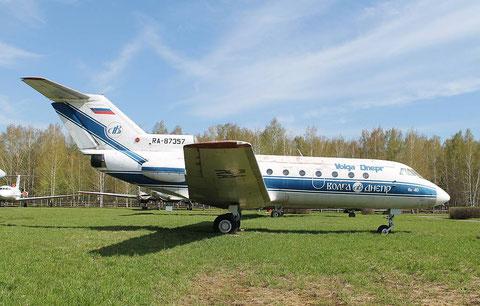"JAK 40  "" RA-87357 "" Volga Dnepr Airlines -2"