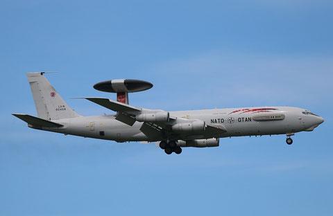 """E-3A Sentry """" LX-N90458 """" NATO -2"""