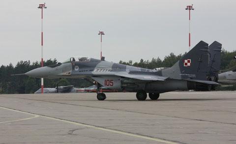 MiG29 105-1