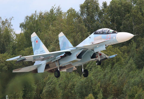"SU 30SM "" 03 ""  RF-85819 Russian Air Force-02"