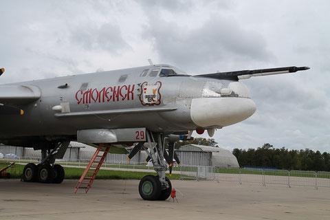 "TU 95MS "" 29 "" RF-94178  Smolensk  Russian Air Force -2"