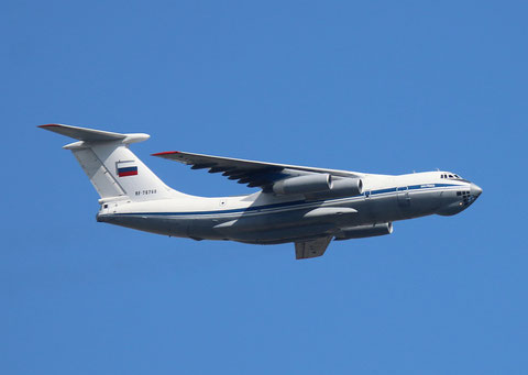 "IL 76MD "" RF-78768 "" Russian Air Force -1"