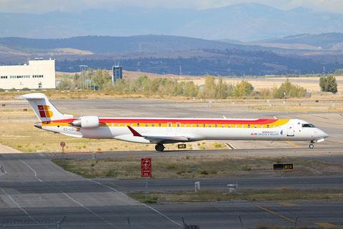 """CRJ-1000 """" EC-LOJ """"  Air Nostrum -1"""