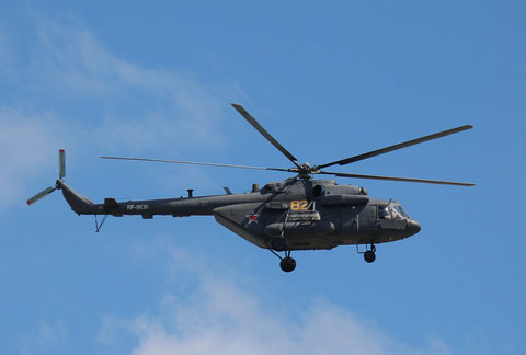 "Mi 8MTW "" 82 "" RF-91136 Russian Air Force -1"