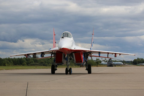 "MiG 29C  "" 29 "" "" Strishis "" Kubinka AFB / Russian Air Force -4"